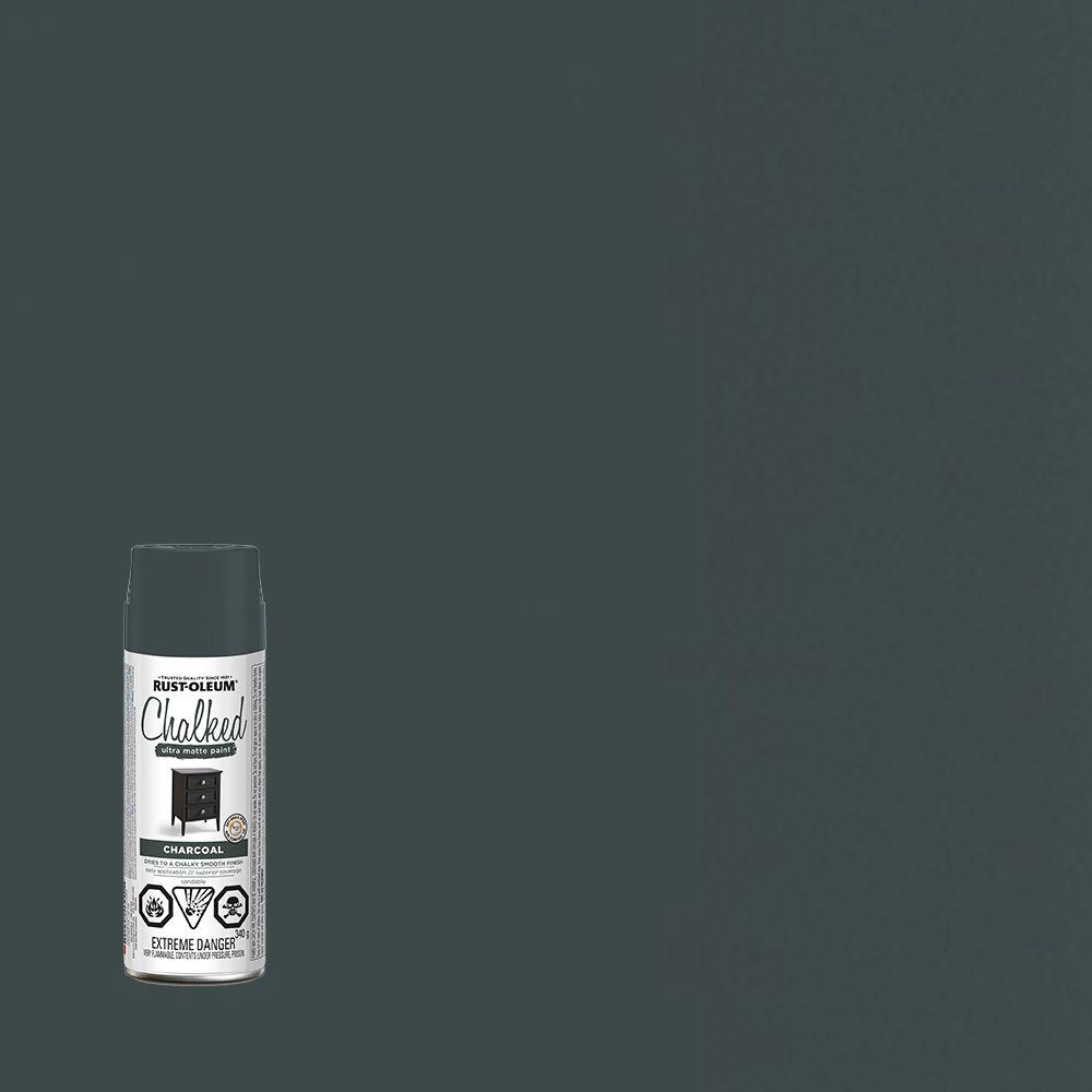 Peint Crayeuse Anthracite 340G