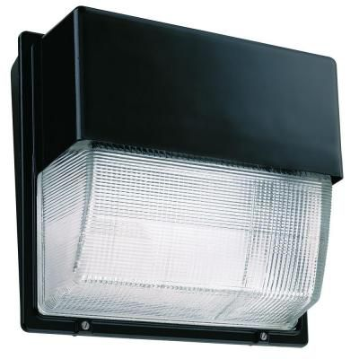 Outdoor LED Pressure Sodium Wall Pack With Glass Lens