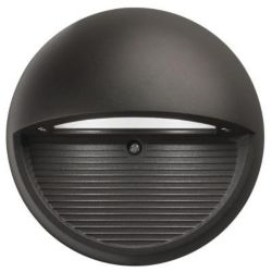 Lithonia Lighting Outdoor / Indoor LED Step Mount Round Light - Bronze