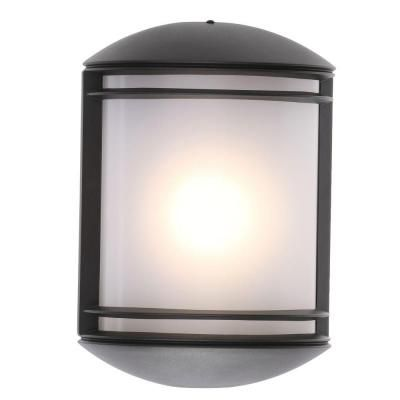 Outdoor LED Wall Mount Decorative Sconce - Dark Bronze