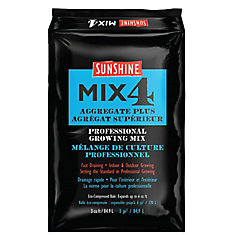 3 cu. ft. Professional Growing Mix 4 Aggregate Plus