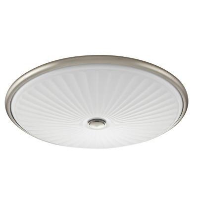 17 Inch  Liana LED Brushed Nickel  Flush mount - 3000K
