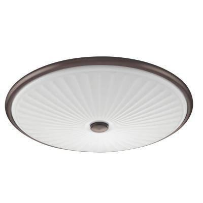 17 Inch  Liana LED Bronze  Flush mount - 4000K