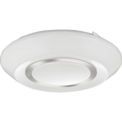 Luminaire DEL encastré Glendridge en argentpoli de 35,5cm (14po) � 3000K