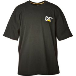 Caterpillar (CAT) Black Trademark Tee XXL