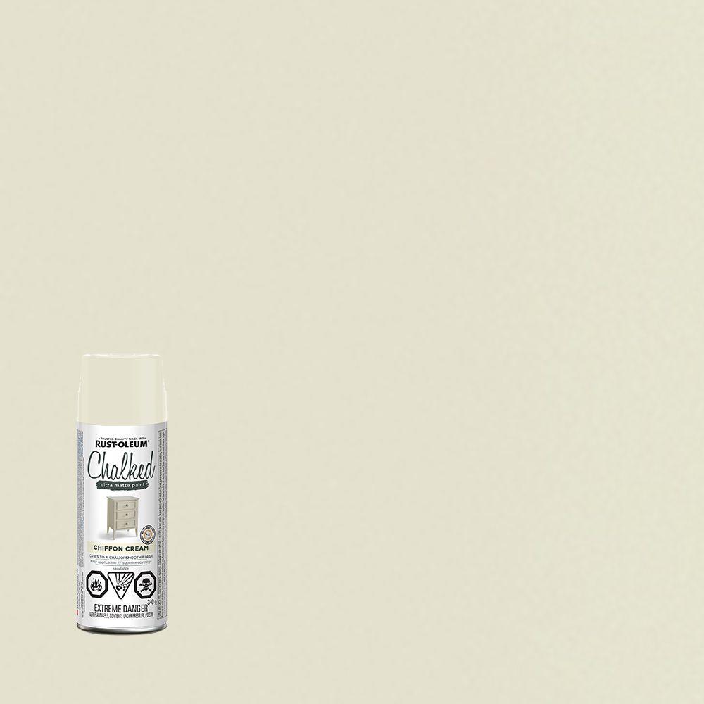 Chalked Paint Chiffon Cream 340G