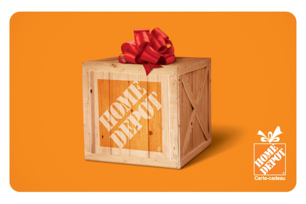 Shop Gift Cards at HomeDepot.ca | The Home Depot Canada