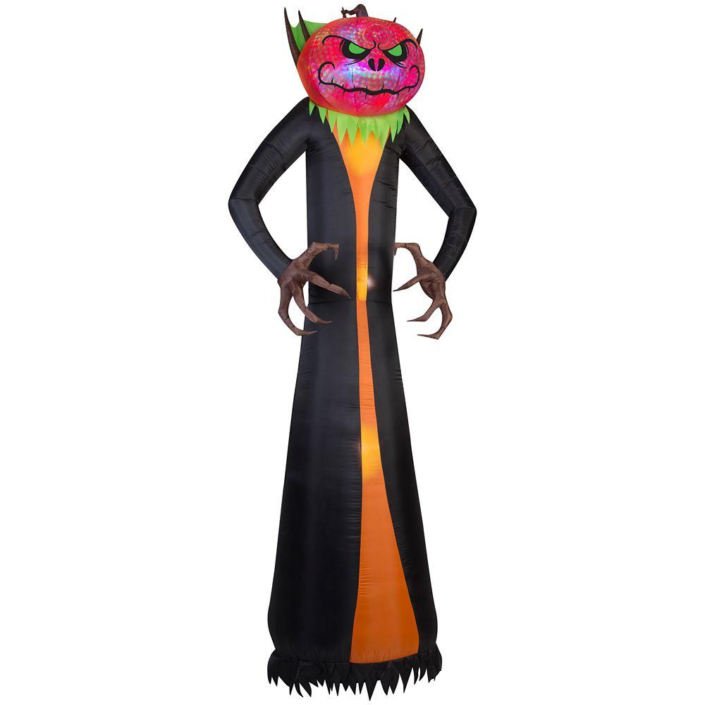 12 Foot Inflatable Phantasm Pumpkin Reaper