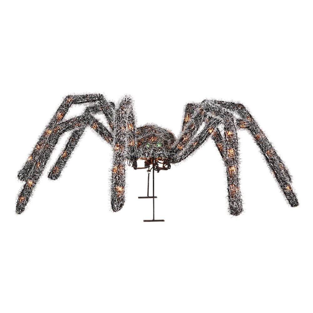 Animated Lighted Spider