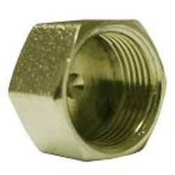 Sioux Chief 1/4 inch Lead-Free Brass Compression Cap