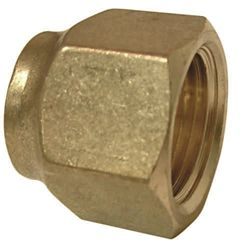 Sioux Chief 1/2 inch Brass Forged Flare Nut