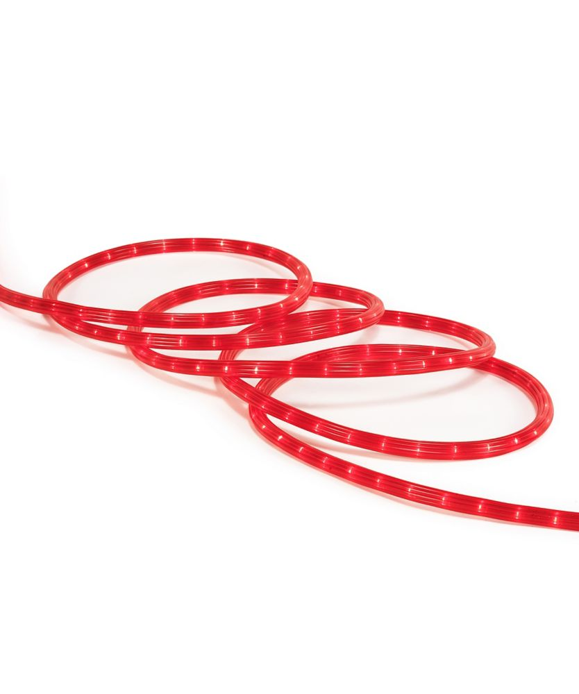 18 Feet Rope Light - Red