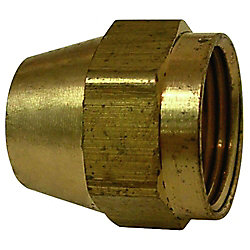 Sioux Chief Adapter 1/4 inch Outside Diameter Ander-Lign X 3/8 inch Male Fitting No Lead 1/Bg