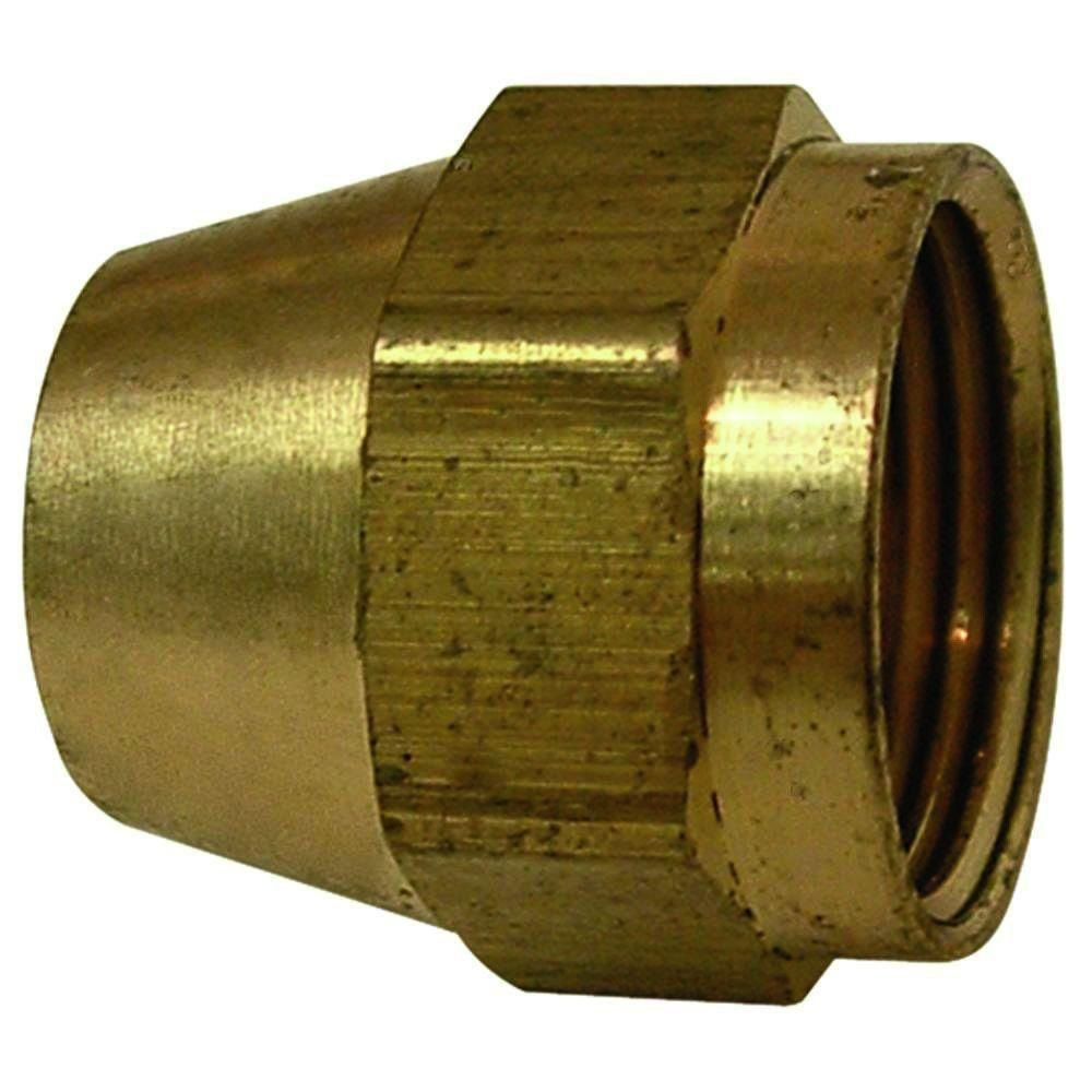 Sioux Chief 1/2 inch Rod Nut Flare Leaded