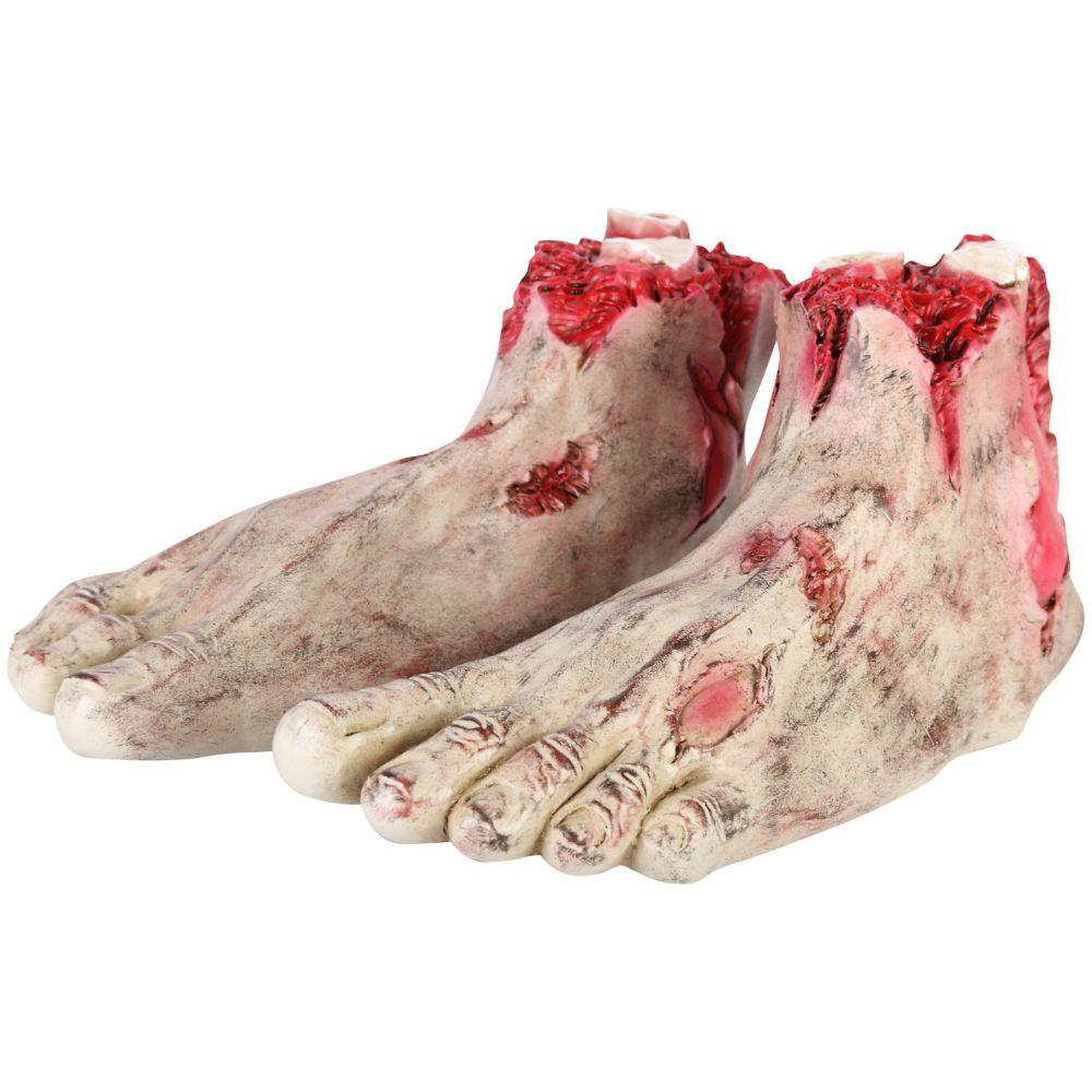 Crawling Zombie Feet