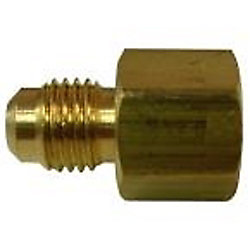 Sioux Chief 1/2 inch x 1/2 inch Lead-Free Brass Flare x FIP Coupling