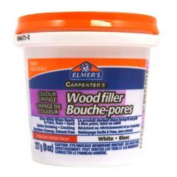 Newell Brands Colour Change Wood Filler, Interior, White 227g