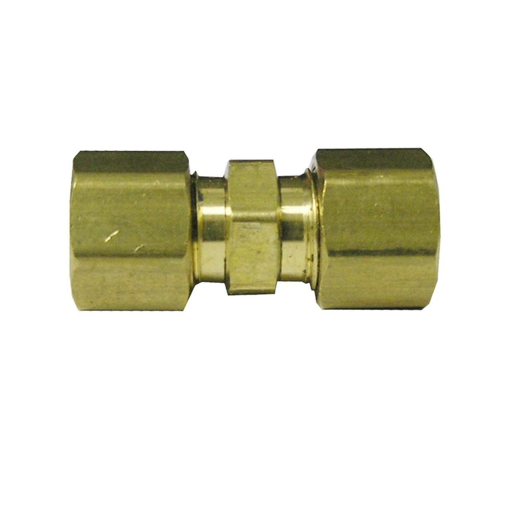 Sioux Chief 3/8 inch Compression Coupling Lead Free 5-Pack