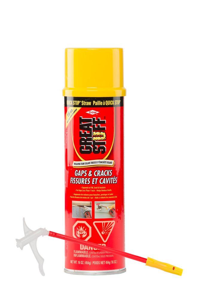 FISSURES ET CAVITÉS avec paille à technologie QUICK STOPMC 16OZ/454G QSS