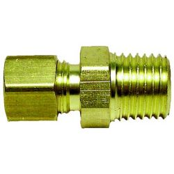 Sioux Chief 3/8 Compression Adapter X 1/2 inch MIP Lead Free