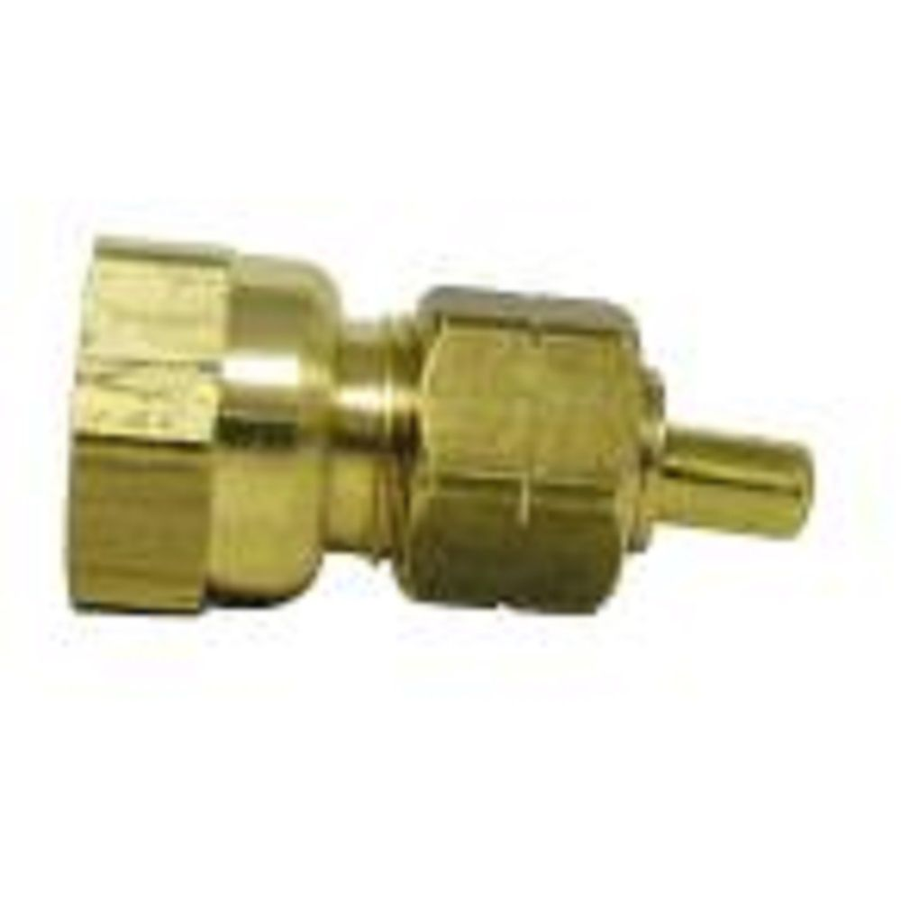Sioux Chief 5/8 inch Ander-Lign Adapter X 1/2 inch FIP Lead-Free