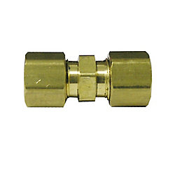 Sioux Chief 5/8 inch Compression Coupling Lead-Free