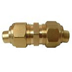 Sioux Chief 5/8 inch Lead-Free Brass Compression x Compression Union with Insert