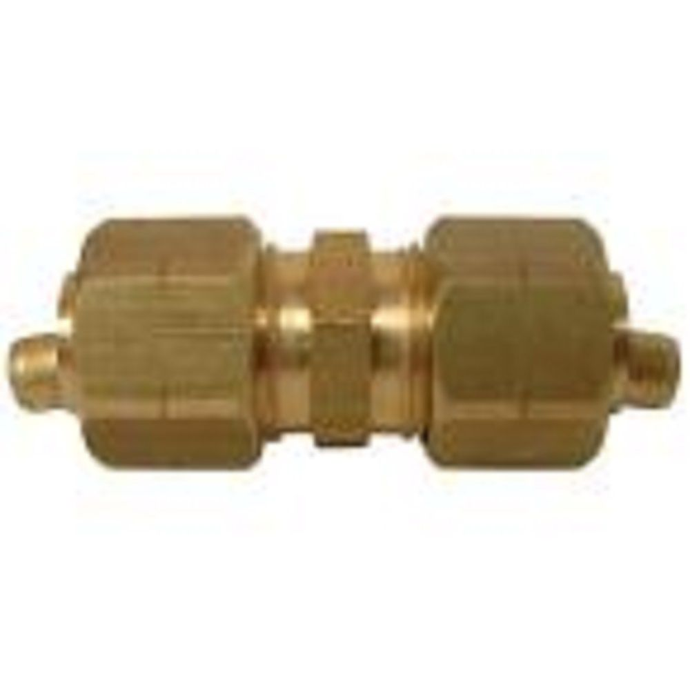 Sioux Chief 3/8 inch Lead-Free Brass Flare Union
