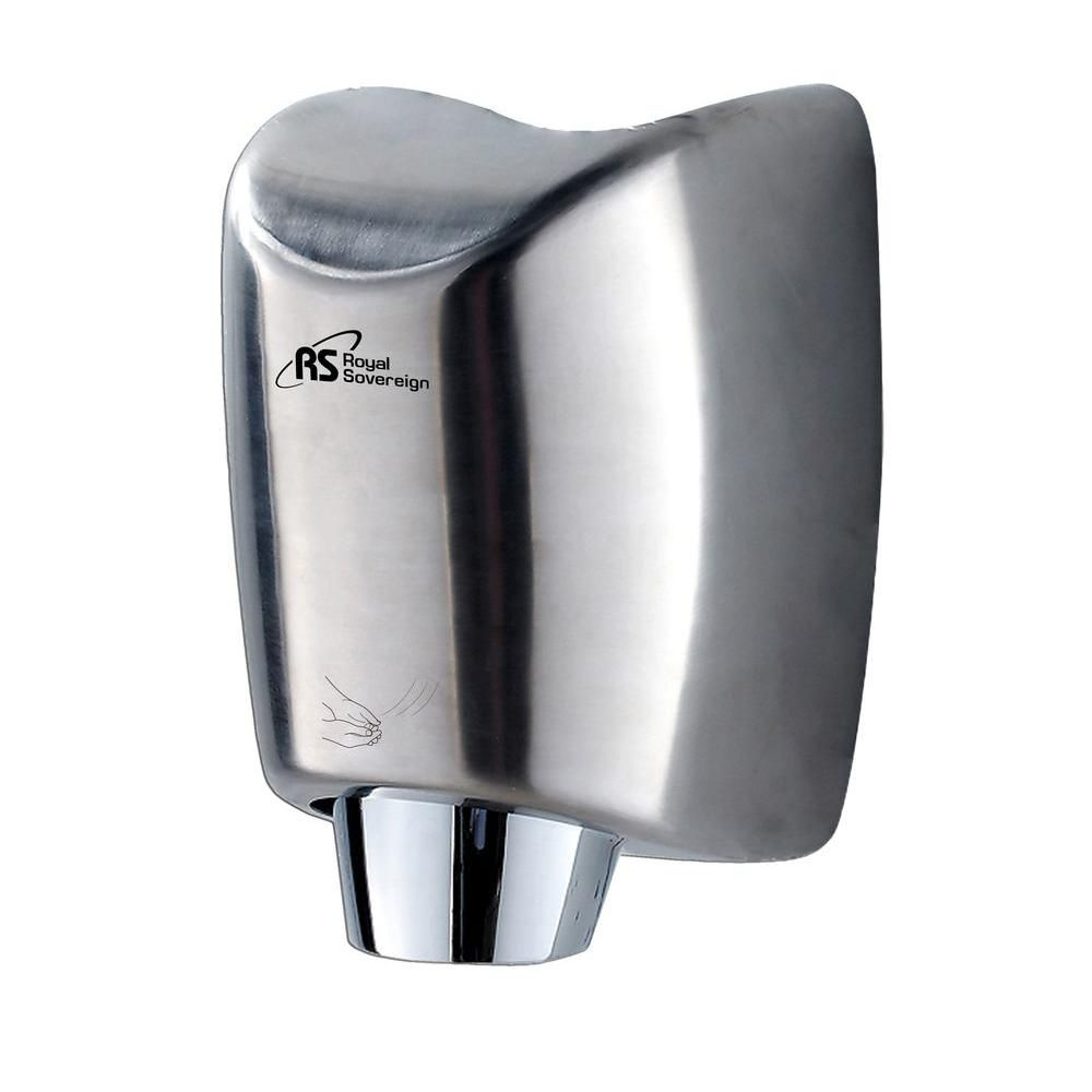 Stainless Steel High Efficiency Touchless Automatic Hand Dryer