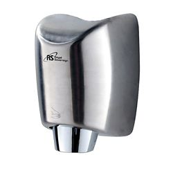 Royal Sovereign High Efficiency Touchless Electric Hand Dryer in Stainless Steel
