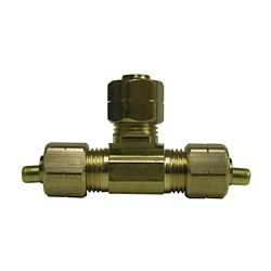 Sioux Chief Needle Valve Straight 3/8 inch Outside Diameter Ander-Lign No Lead 1/Bg
