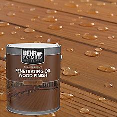 Transpa Penetraiting Oil Wood Finish