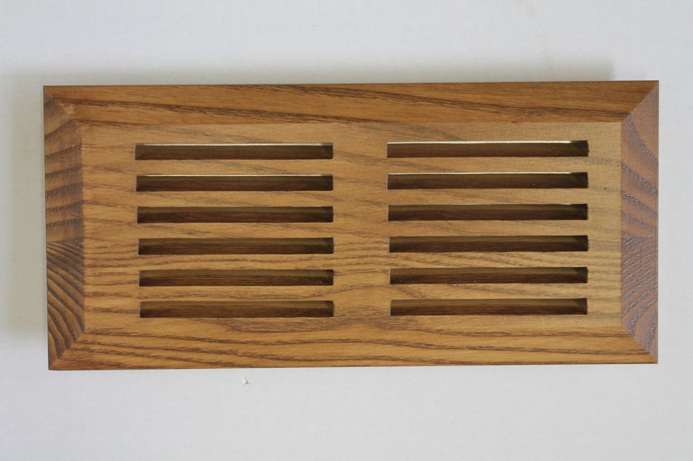 Chêne light spice 4x10 grille de surface