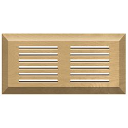 Finium Canadian Birch 4 x 10 top mount vent