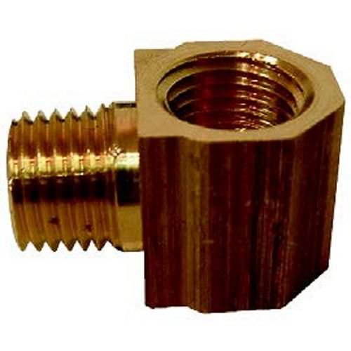 Sioux Chief 3/8 inch Brass 90-Degree MPT x FPT Elbow
