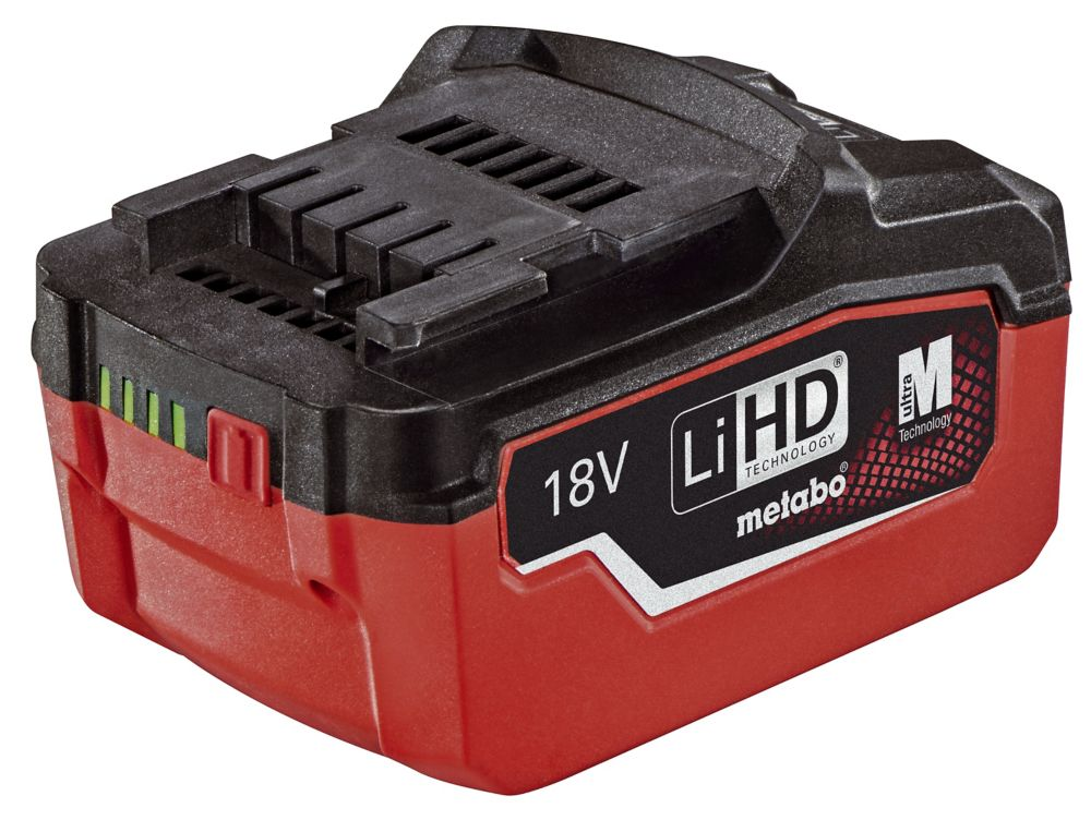 18 volt 5.5 Ah Lithium Ion High Density battery
