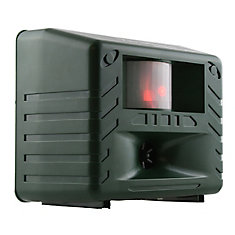 Low Frequency Pest Repeller and Pest Control Yard Gard Deer Raccoons Squirrels