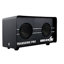 Bird-X Inc. Low Frequency Pest Repeller and Pest Control Transonic PRO Rats Mice Bats Spiders
