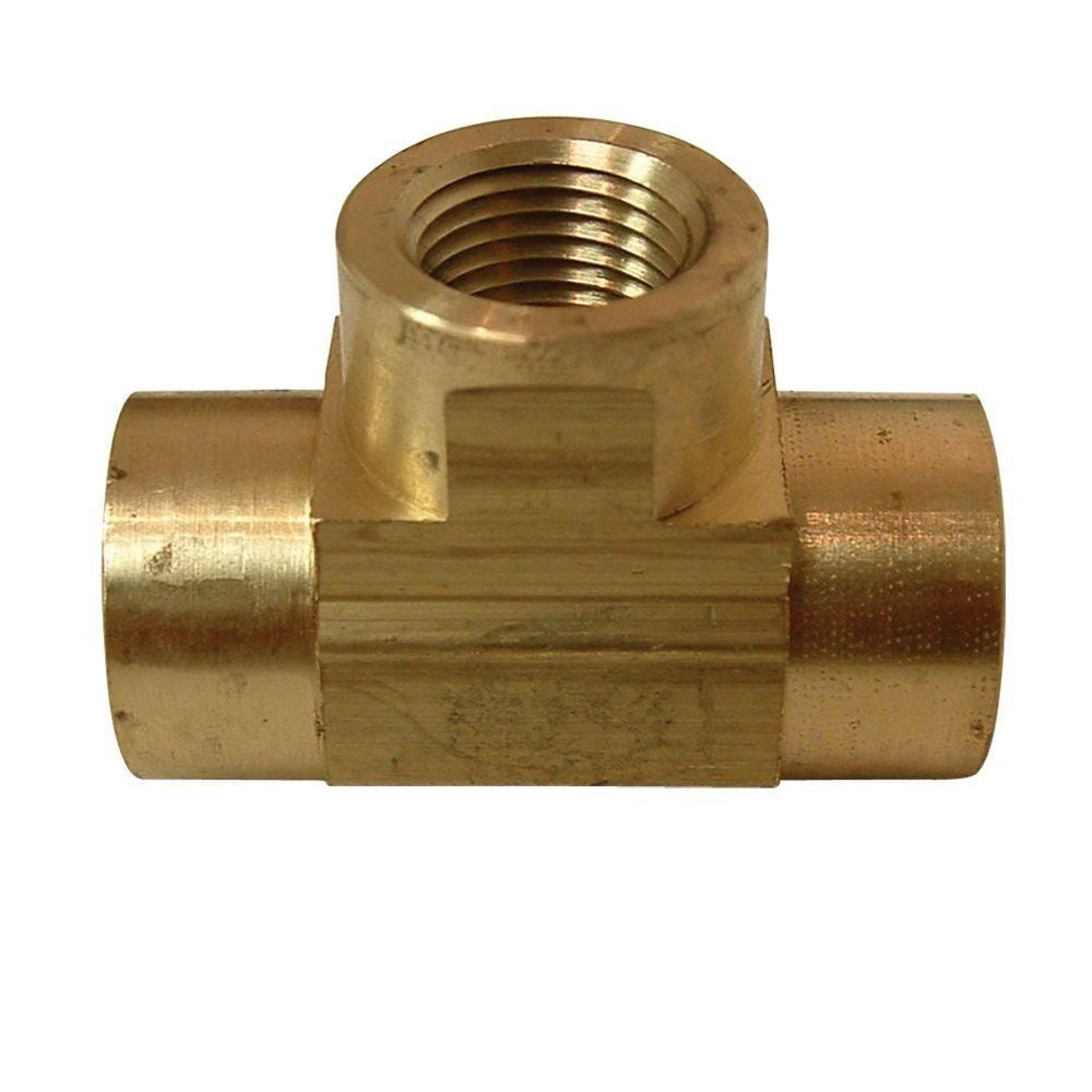 Brass L Fittings Home Depot