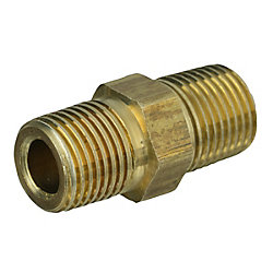 Sioux Chief 3/4 inch Lead-Free Brass Hex Nipple