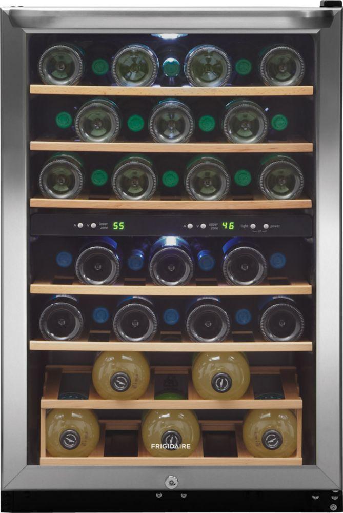 Frigidaire Gallery Réfrigérateur côte à côte à profondeur de comptoir de 22,2 pi3