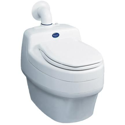 Villa 9200 110V Electric Composting Toilet