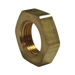 Sioux Chief 3/4 inch FIP Lock Nut Barstock