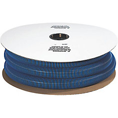 Pool and Spa Vacuum Hose, 1 1/4 Inch Inside Diameter X 50Ft Roll