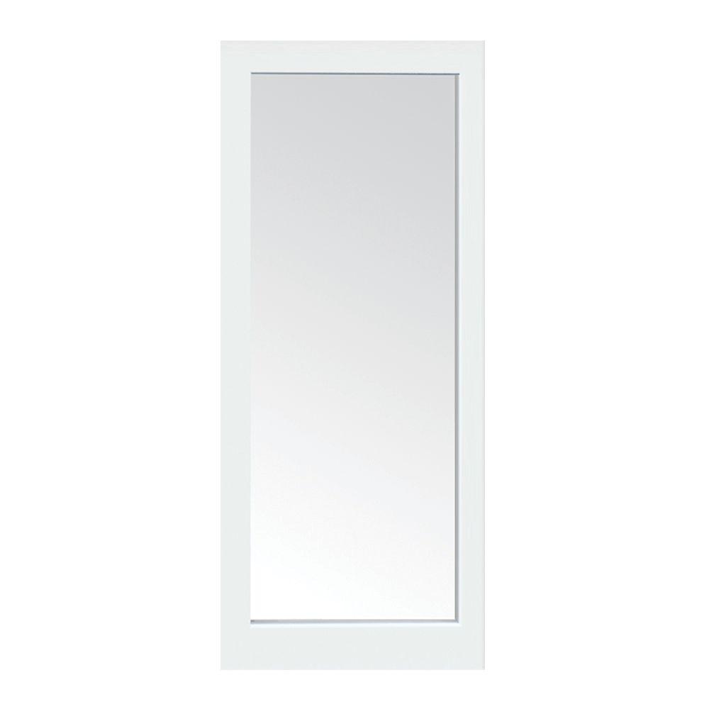 Veranda 6 ft. Patio Door Operating Glass Panel