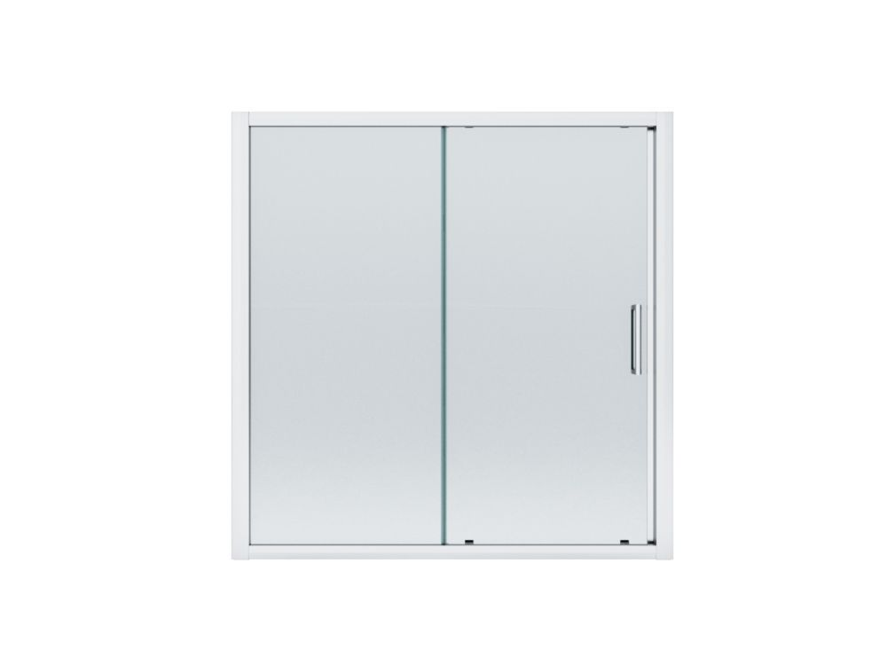 Squeeze Door Designed To Fit Cascade Tub Shower