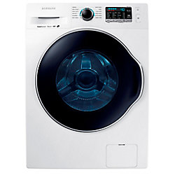 Samsung 2.6 cu. ft. Compact Front Load Washer in White - ENERGY STAR®