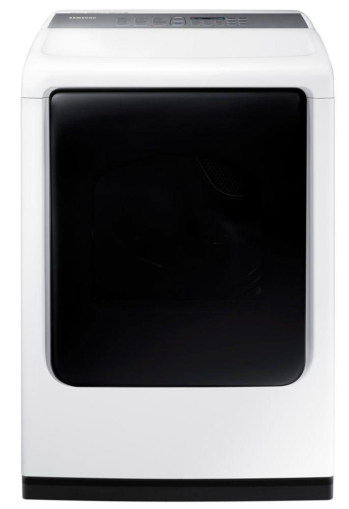 7.4 Cu.Feet. Electric Dryer With Steam - DV45K7600EW
