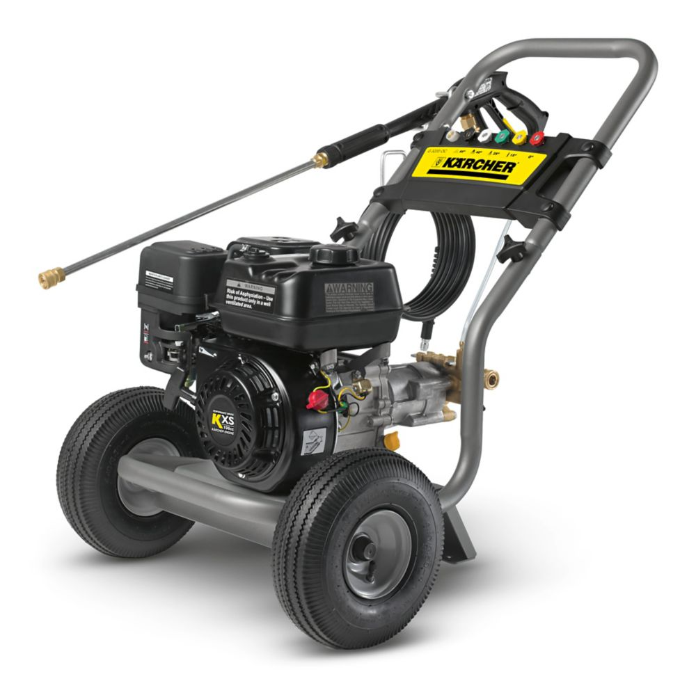 Gas Pressure Washer,  3200psi
