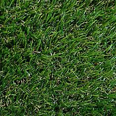 Grass Shag Green 8 ft. x 10 ft. Indoor/Outdoor Contemporary Rectangular Area Rug